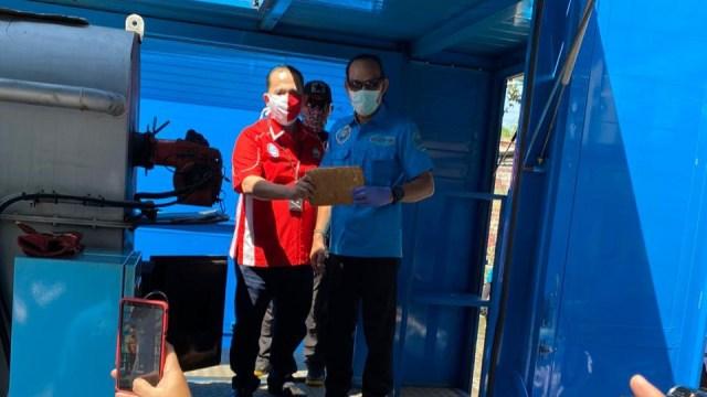 BNN Musnahkan Barbuk Narkoba di Tengah Pandemik Corona