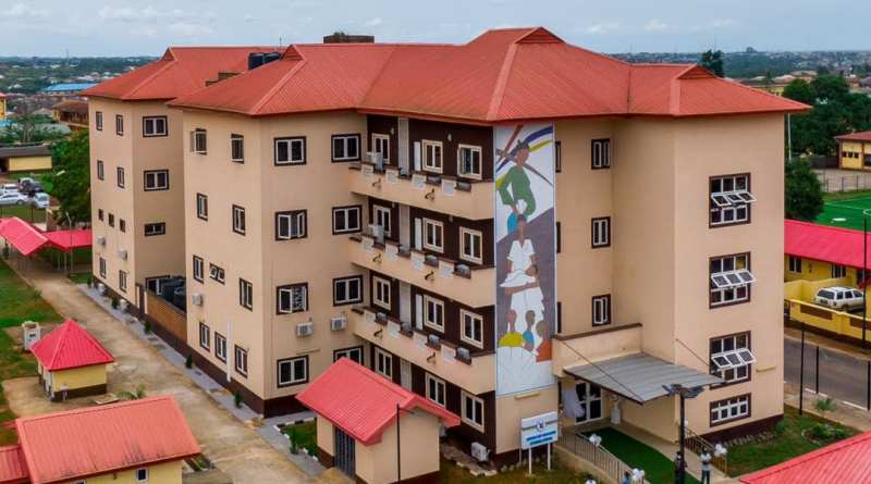 Sanwo-Olu Commissions 110-Bed Maternal and Child Centre (MCC) in Epe