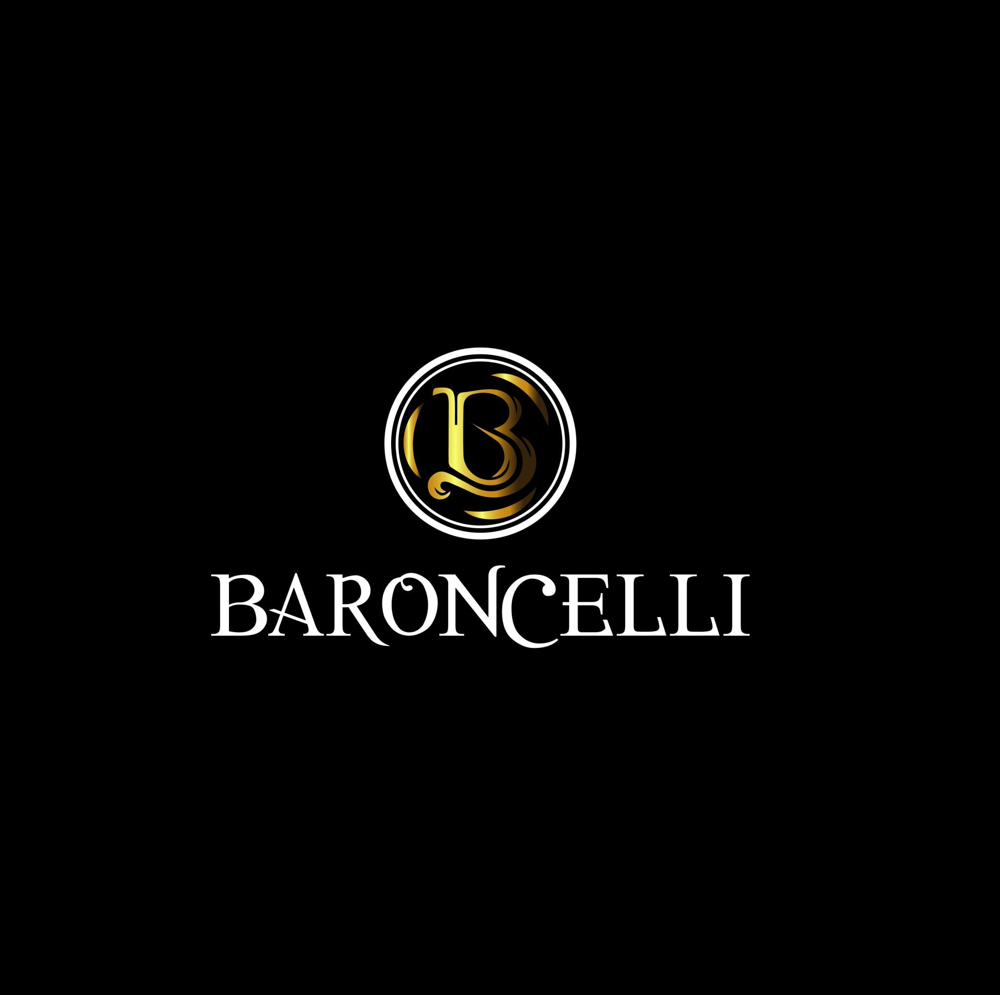 LOGO BARONCELLI final black