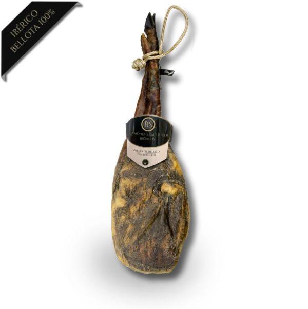 comprar paleta iberica de bellota 100% en nuestra tienda online