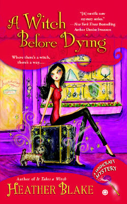 A Witch Before Dying by Heather Blake