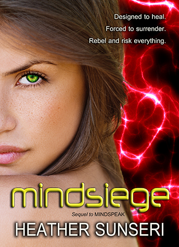 Mindsiege by Heather Sunseri