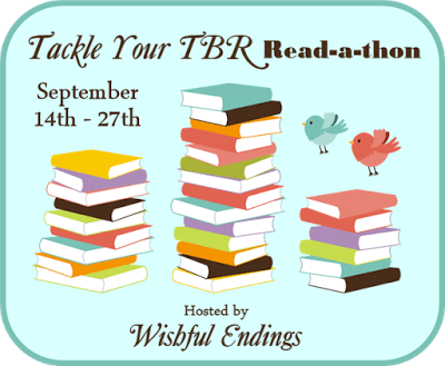 Tackle Your TBR Read-a-thon 2016
