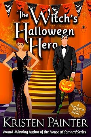 Witch's Halloween Hero
