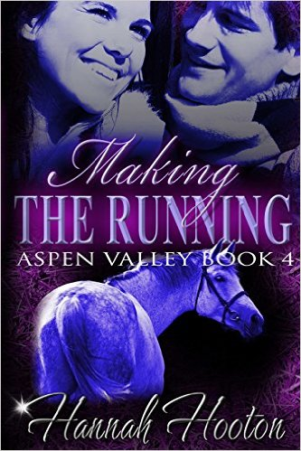 Making the Running by Hannah Hooton