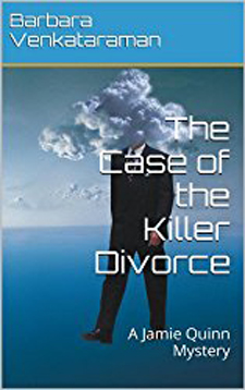 The Case of the Killer Divorce by Barbara Venkataraman