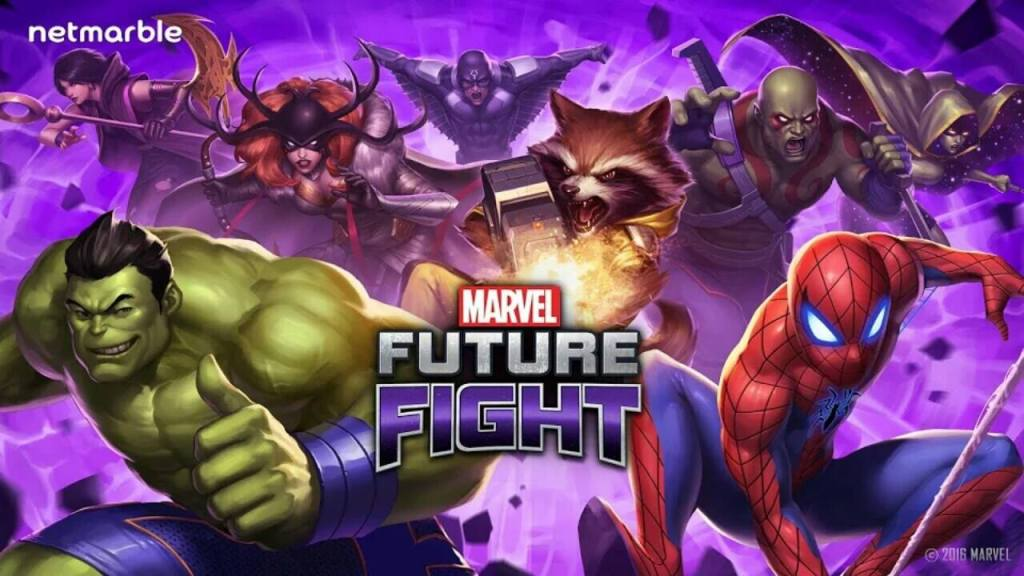 Marvel Future Fight Cho att