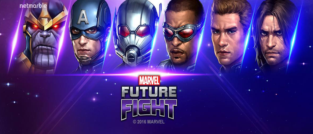 CAPA Guerra Civil Marvel Future Fight