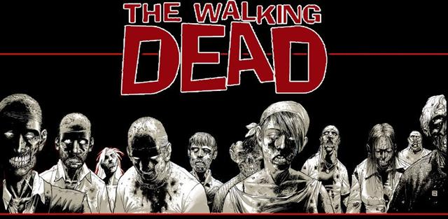 Cartaz The Walking Dead