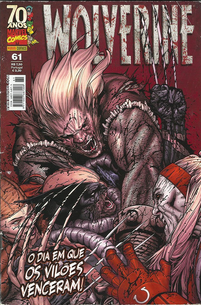 Capa vol 5 Old Man Logan