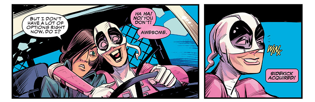 Sidekick Unbelievable Gwenpool