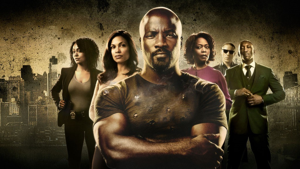 Luke Cage cartaz