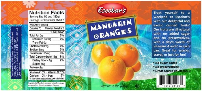 Oranges-Sheet