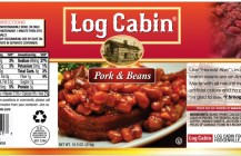 Pork & Beans Label