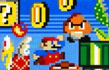 Nintendo World Mosaic Platform