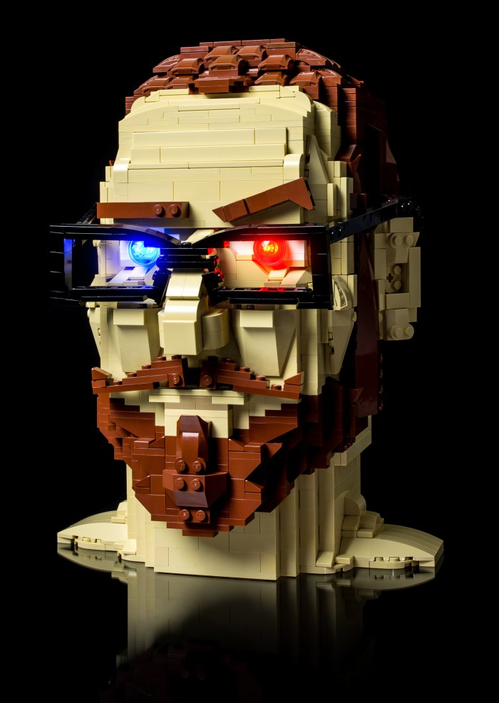 Head-3D