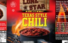Texas Chili Label