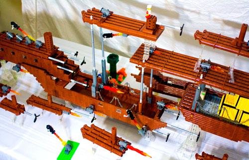 """Baron von Brunk's Website! » """"The Fireflower"""" – LEGO Super"""