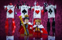 Queen & King of Hearts