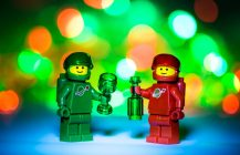 Christmas Spacemen