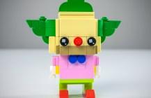 Krusty the Clown BrickHead