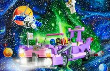 Space Truckin' Again