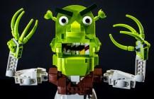 Shrek Puppet