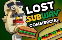 Baron von Brunk's Lost Subway Commercial