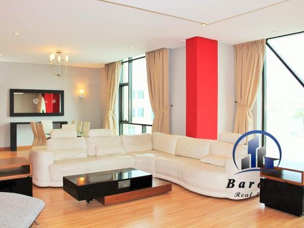 4 Bedroom Dublex Amwaj 1