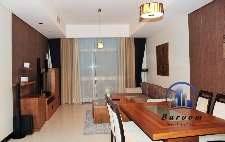 Deluxe Two Bedroom Apartment 1