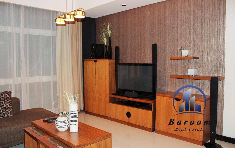 Deluxe One Bedroom Apartment 1
