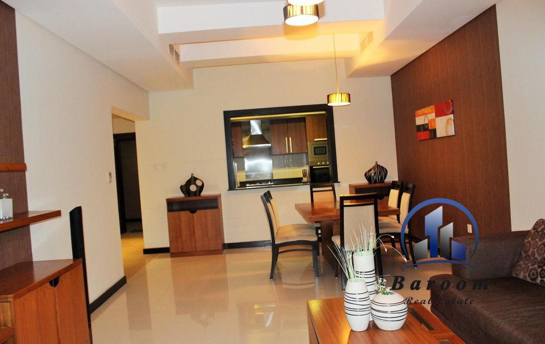 Deluxe One Bedroom Apartment 3