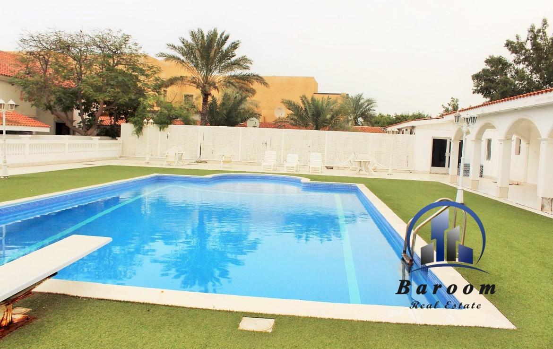 Single story Villa Hamala 9