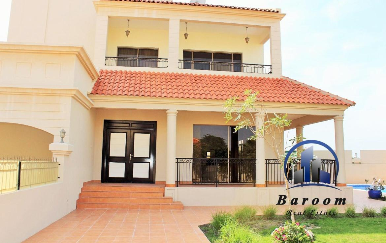 Two-story Villa Hamala