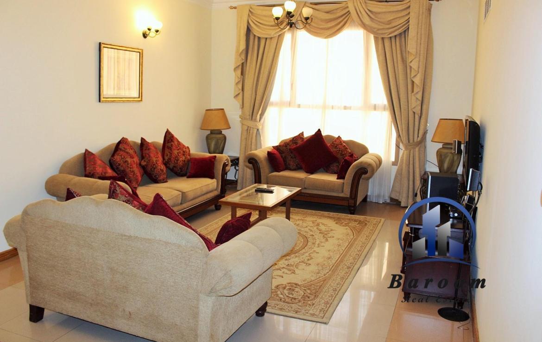 Delightful Three Bedroom Apartment 1
