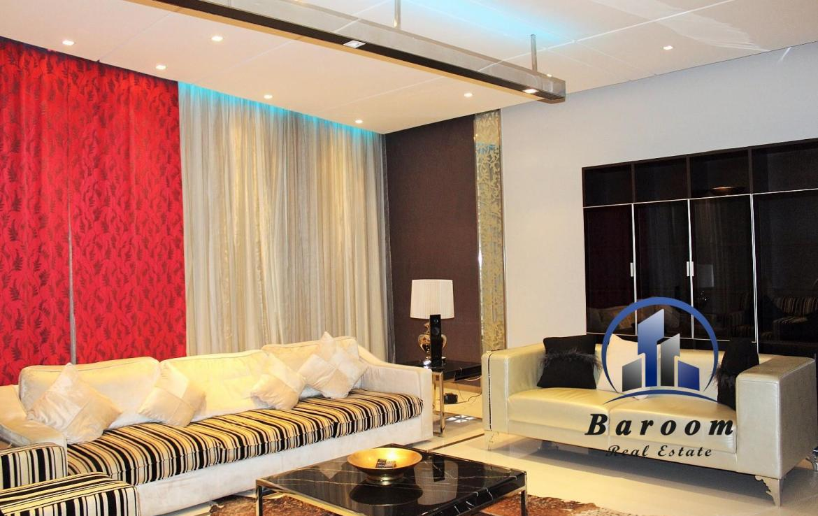 Contemporary Two Bedroom Apartment 1