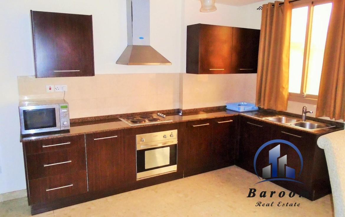 Modern Two Bedroom Apartment 4