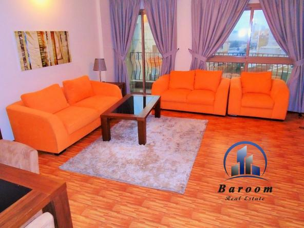 Inviting Two Bedroom Apartment