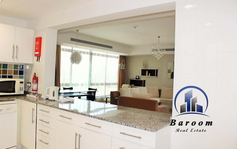 2 Bedroom Apartment in Seef 3