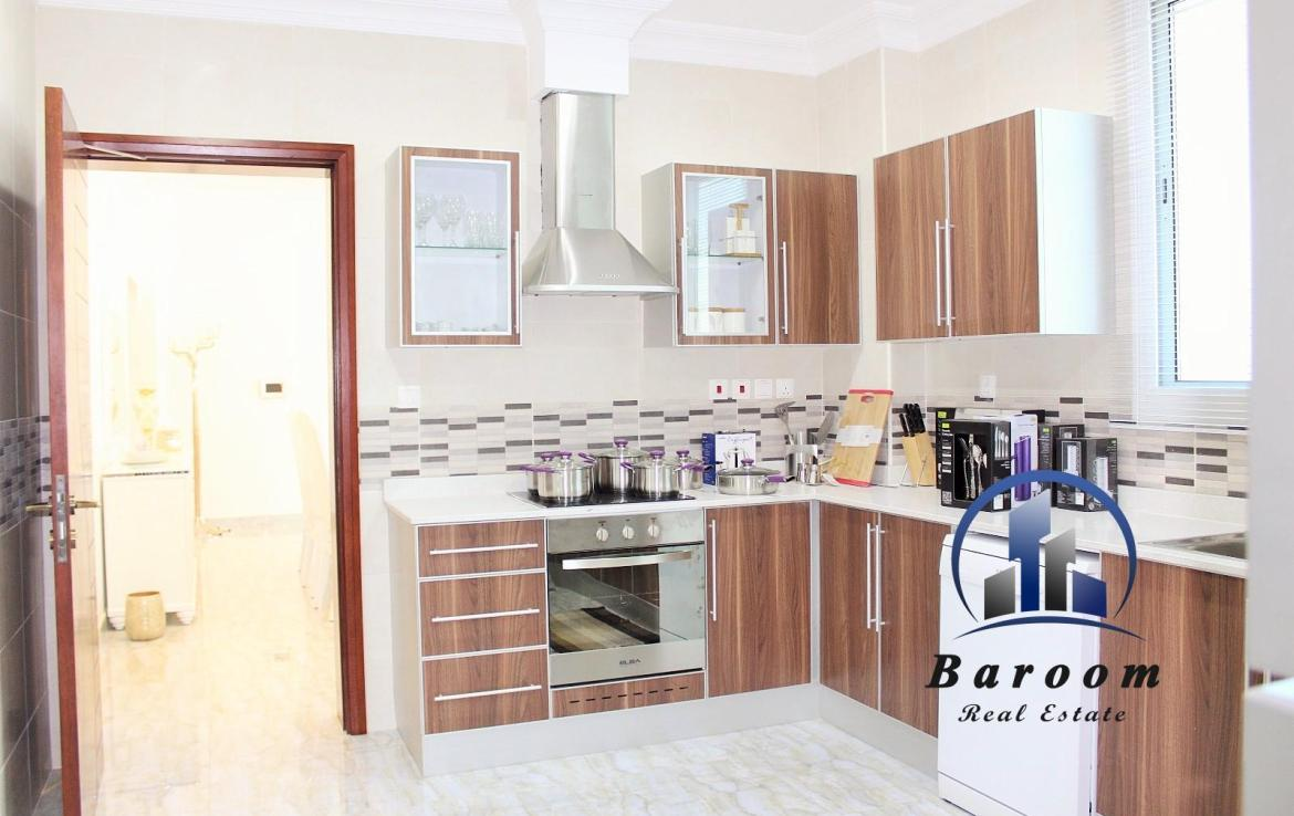 2 Bedroom Fully furnished Flat Seef 3