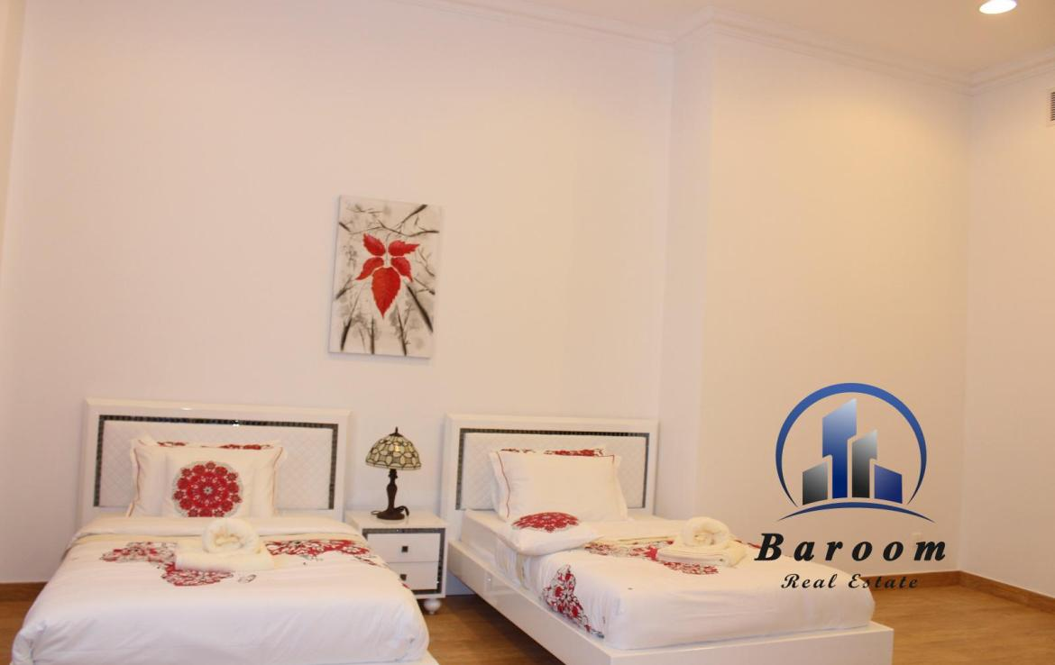 2 Bedroom Fully furnished Flat Seef 6