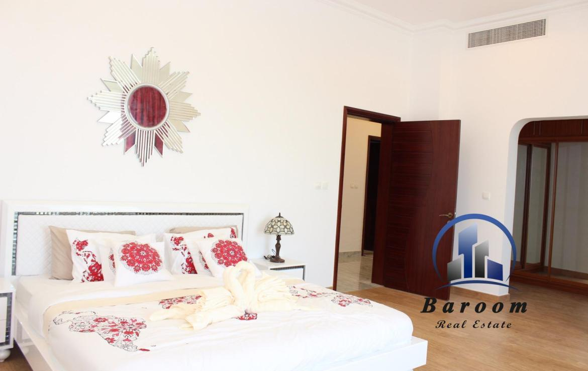 2 Bedroom Fully furnished Flat Seef 7