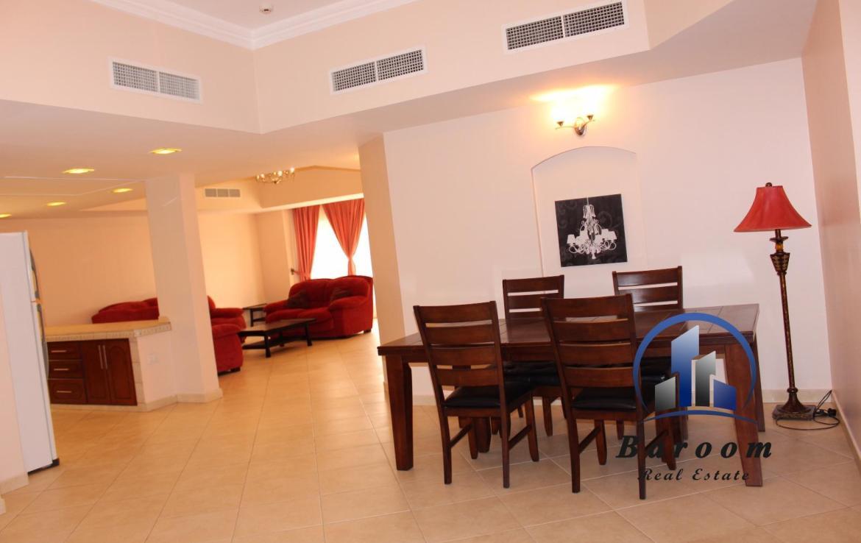3 Bedroom Apartment Saar 4