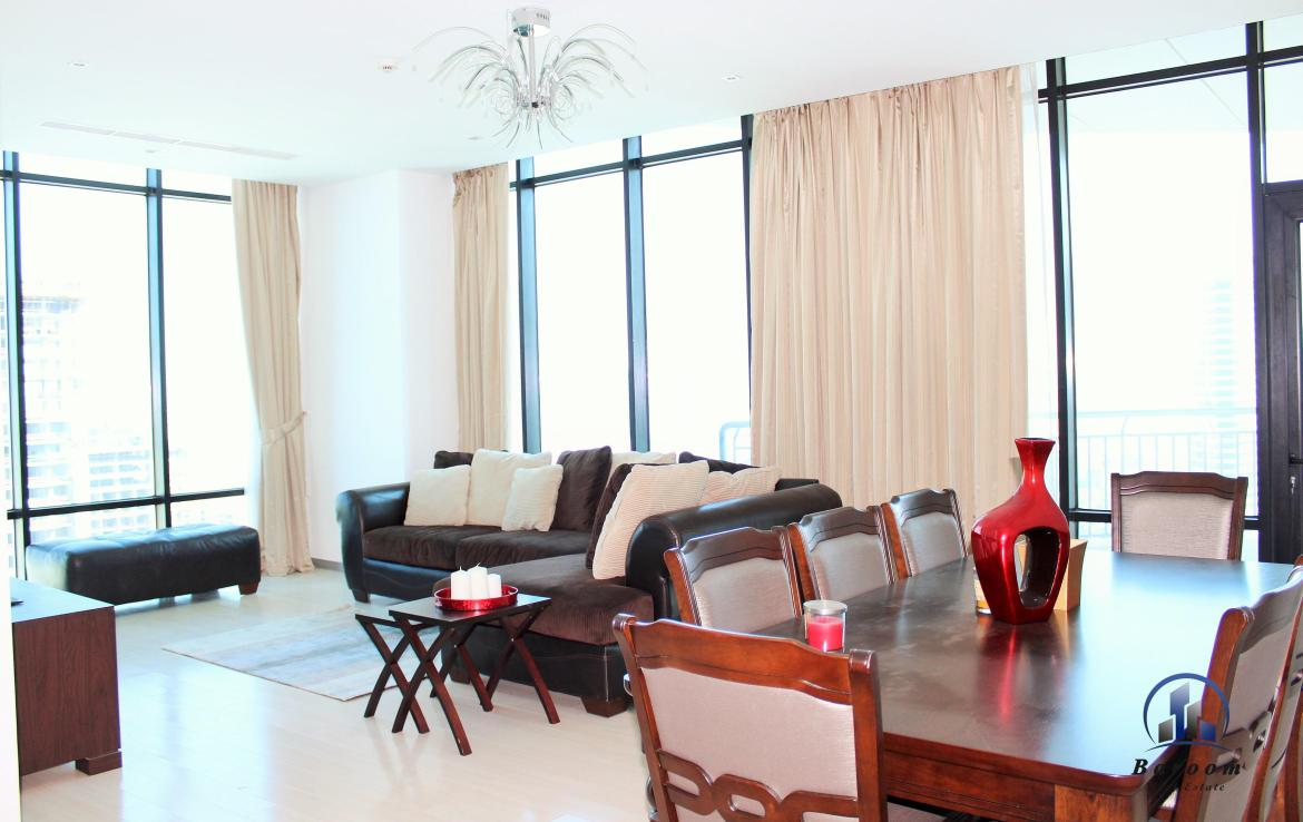 Superb Three Bedroom Apartment2