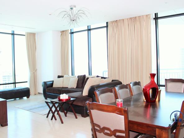 Superb Three Bedroom Apartment2