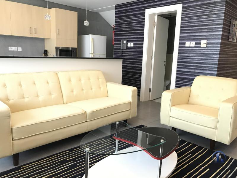 Two Bedroom Duplex Apartment