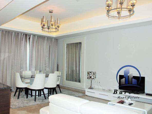 Luminous Two Bedroom Apartment1
