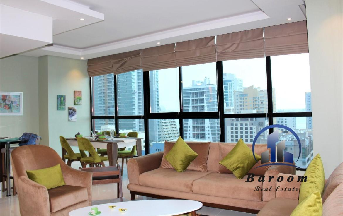 Chic Two Bedroom Apartment