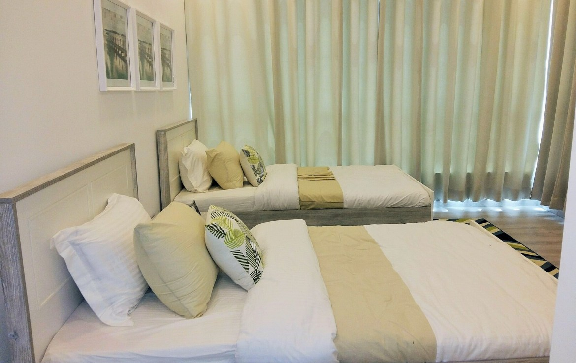 Three Bedroom Fully furnished Apartment4