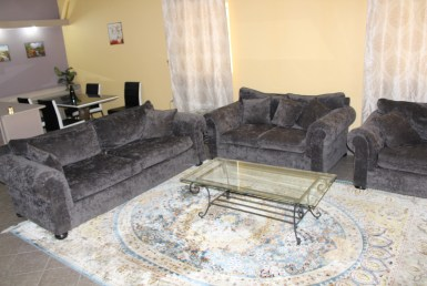 Two Bedroom Duplex Apartment